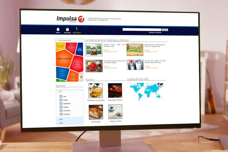 Plataforma de Vigilancia del sector Alimentos
