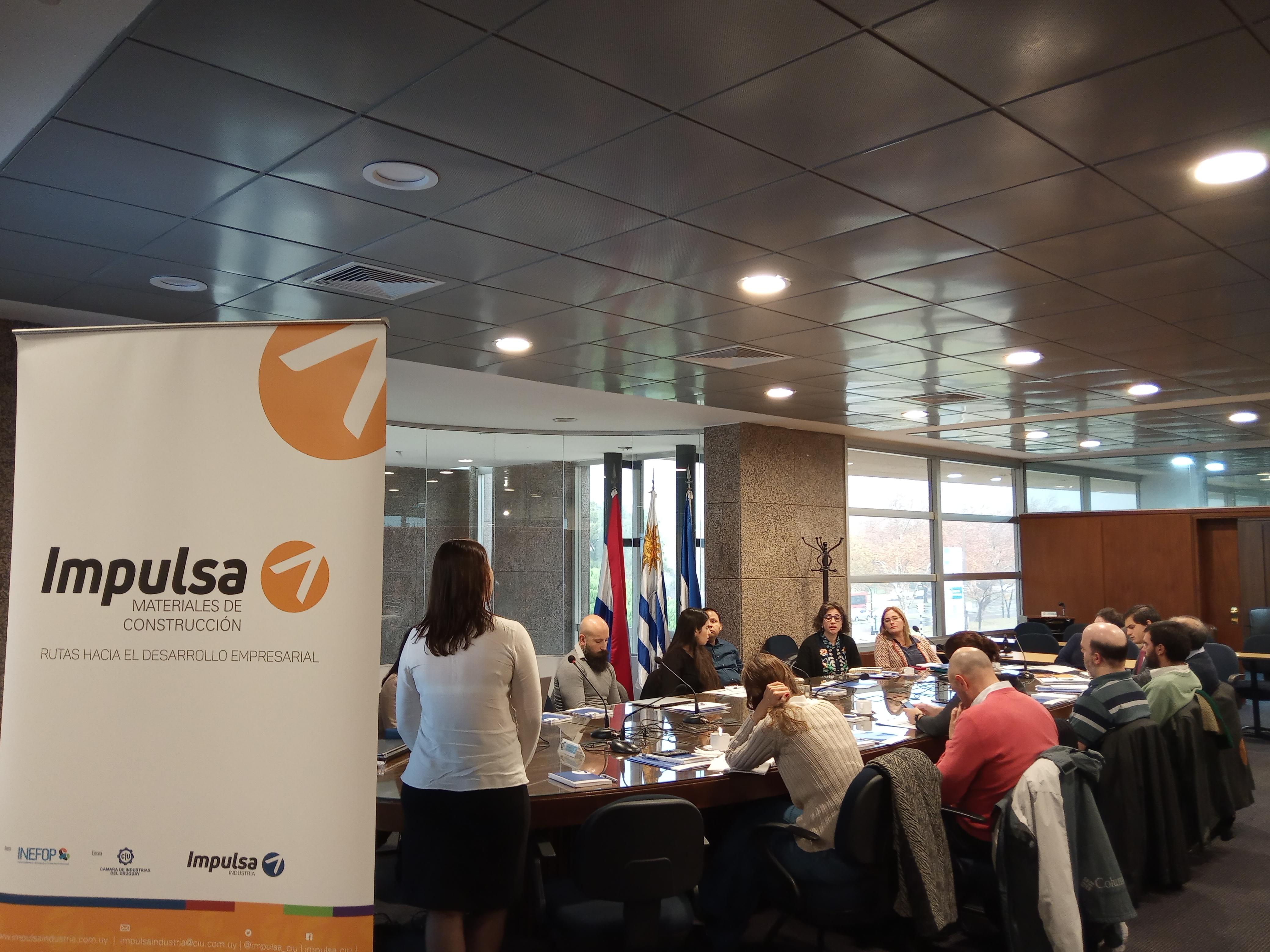 Taller de trabajo: Creación de Antena de Información para el sector (12.06.19)