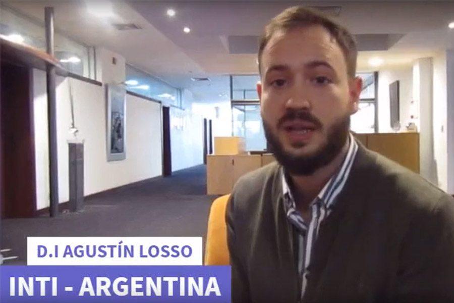 Testimonio del D.I. Agustín Losso