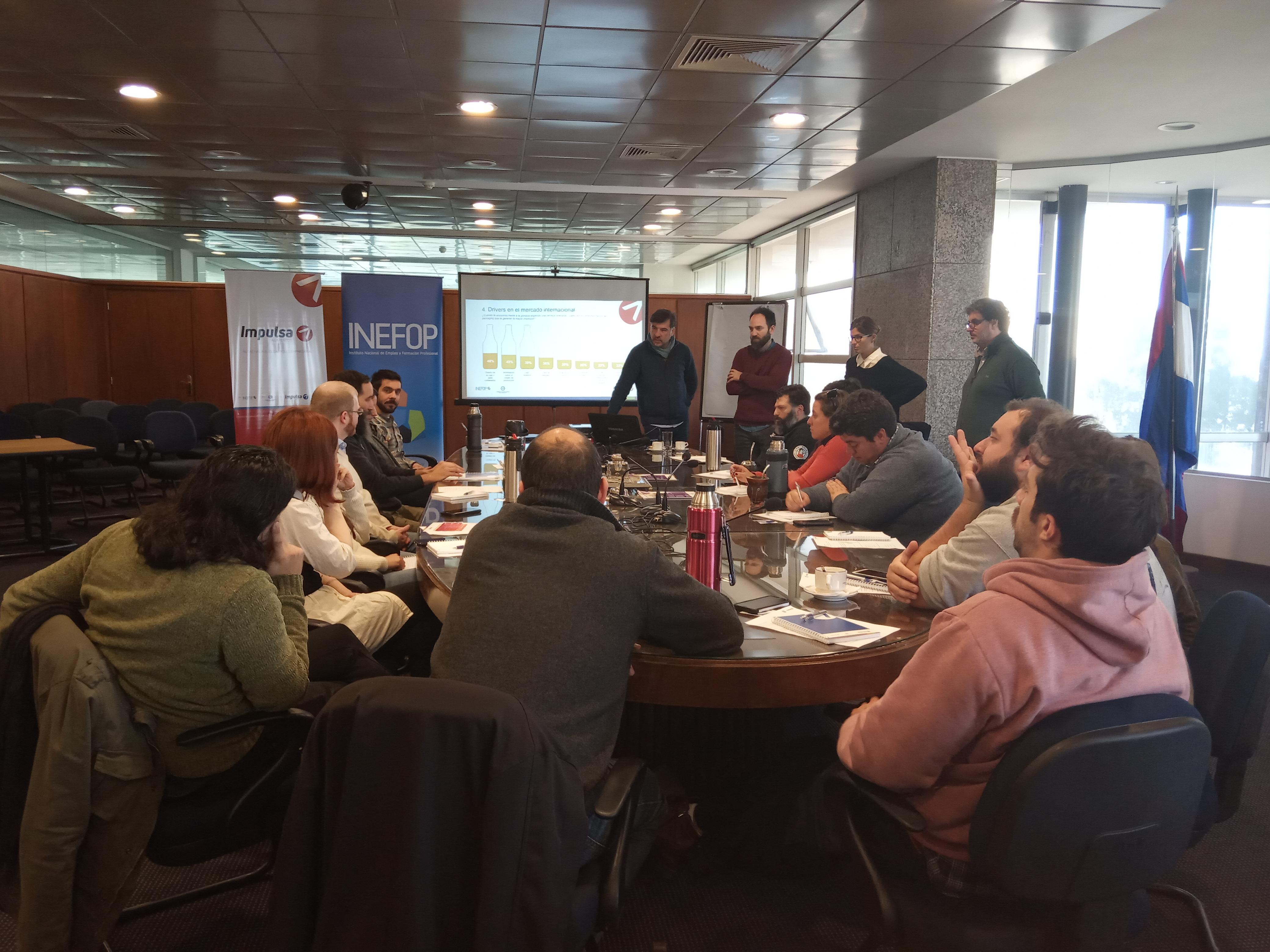 Crónicas: Se presentó el primer informe sobre tendencias de diseño para la cervecería artesanal uruguaya