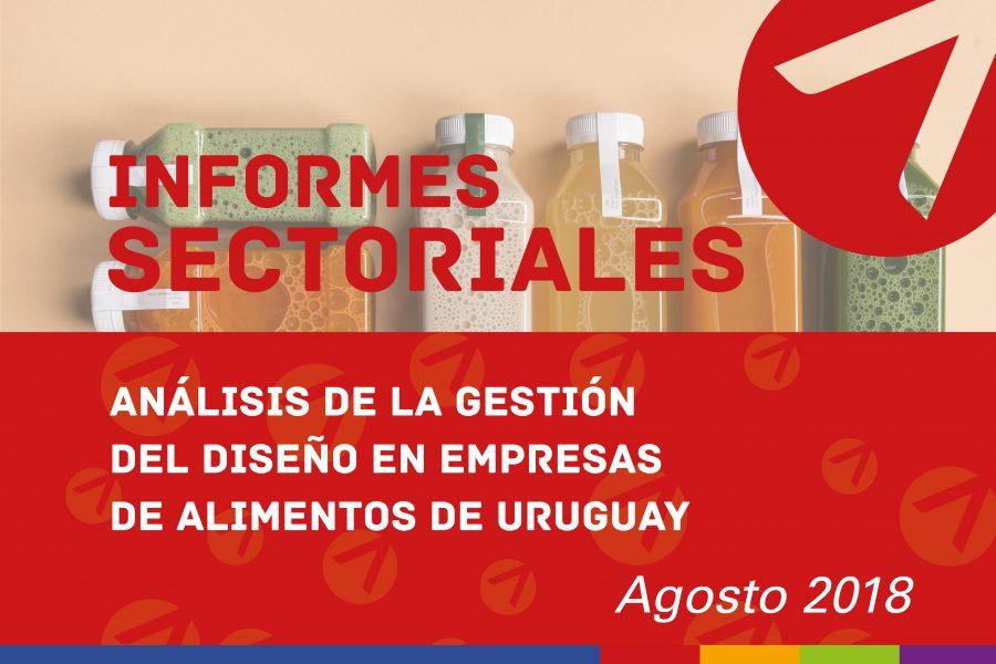 Análisis de la gestión del diseño en empresas de alimentos de Uruguay
