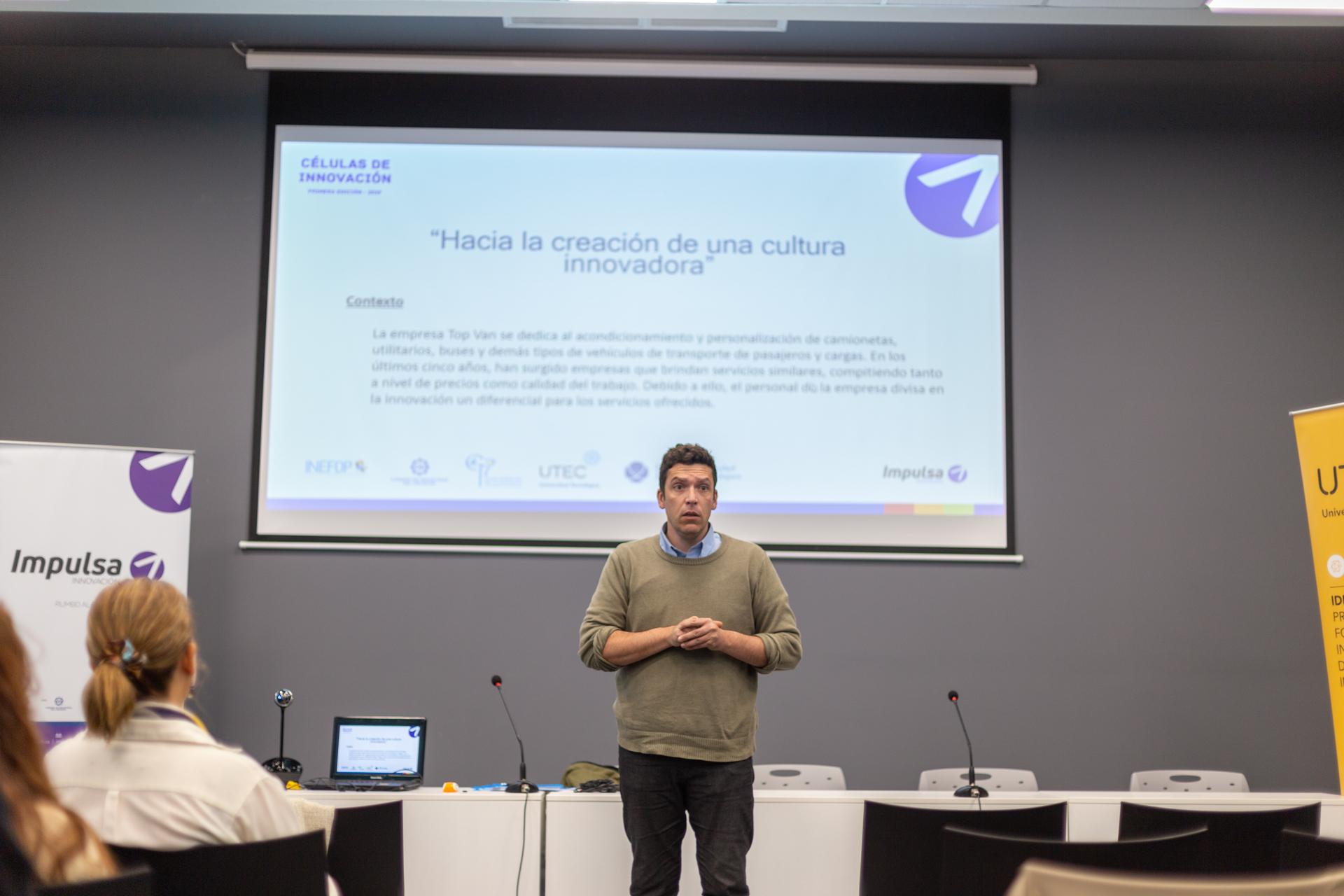 Lanzamiento Células de Innovación (Durazno) (01.10.19)