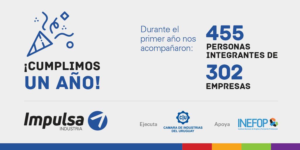 Crónicas: Impulsa Industria apoyó a 302 empresas industriales