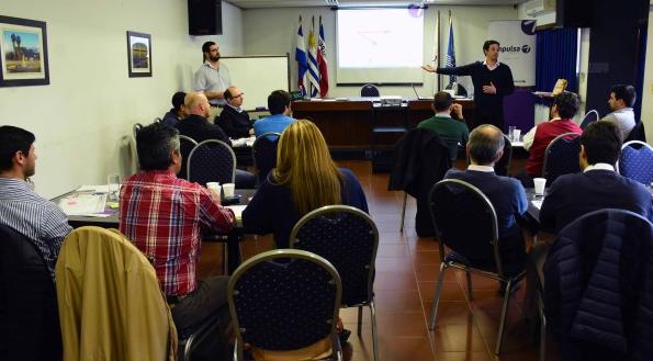 Intendencia de Salto: Capacitación a empresas del litoral para diseñar su Plan de Transformación Digital hacia la Industria 4.0