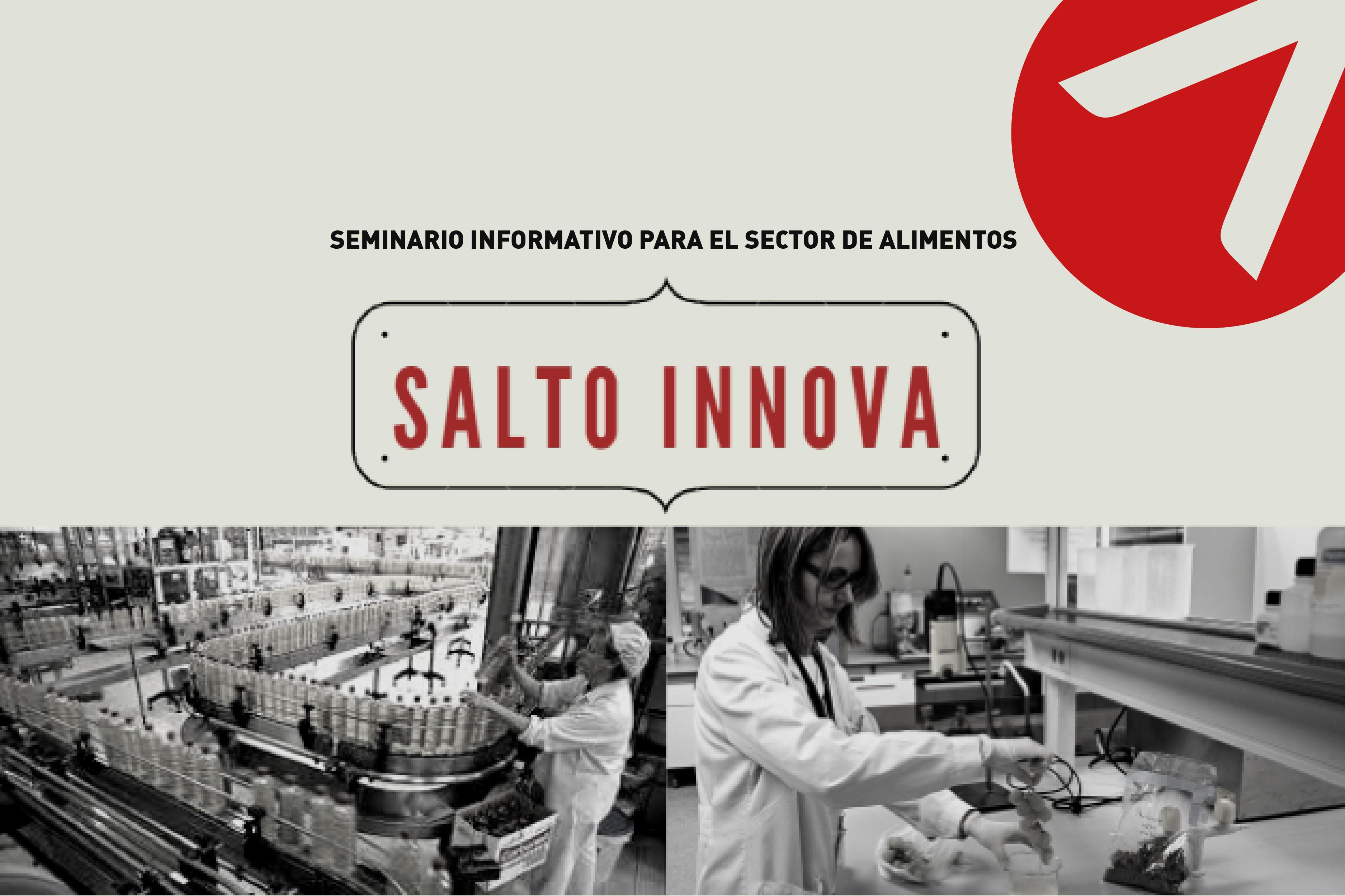 Seminario informativo: Salto Innova