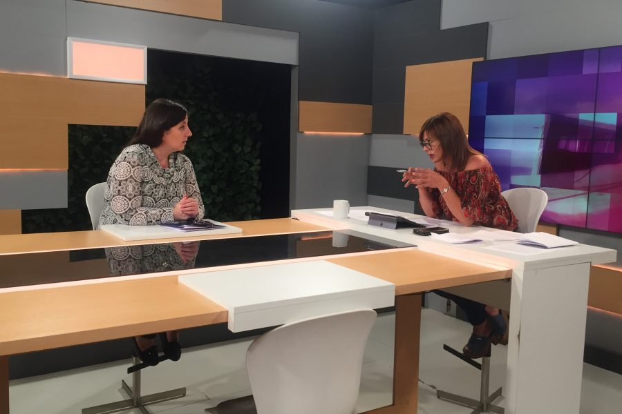 Cambiando el aire: Nota a la Ec. Carola Saavedra (Células de Innovación)