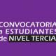Convocatoria a estudiantes de CETP-UTU y UTEC (2da Edición 2020)