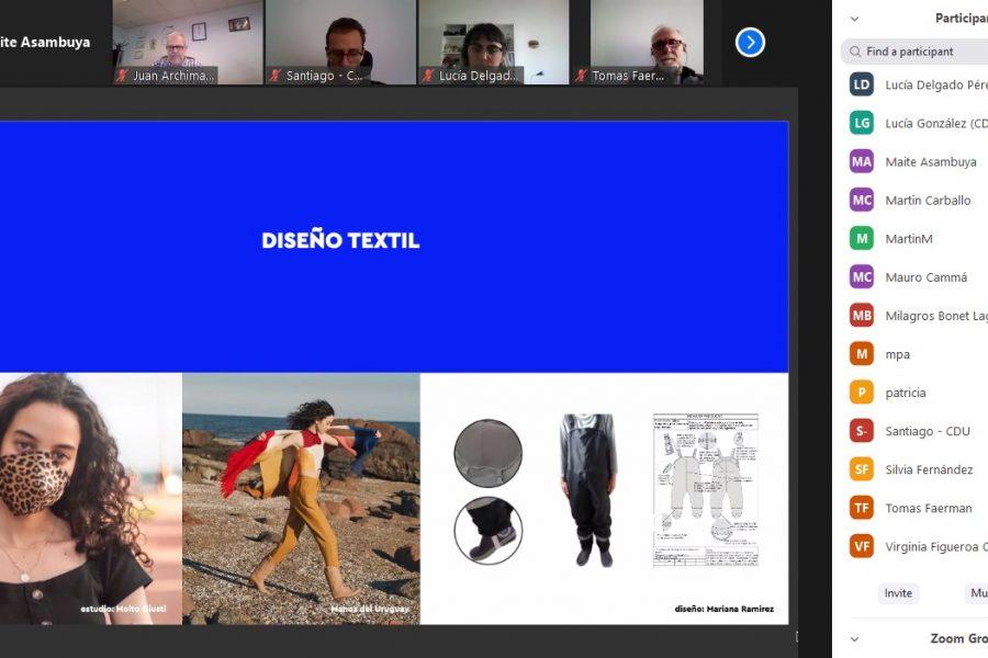 Se presentó el Programa Impulsa +Diseño