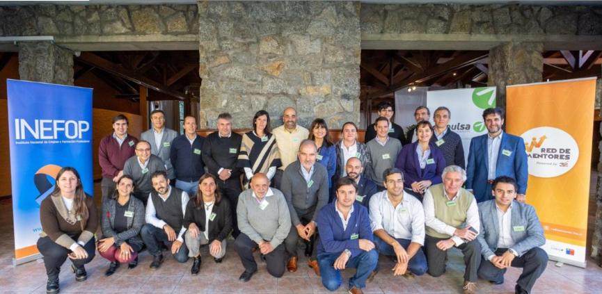 Instituto 3IE: Red de Mentores 3IE USM realiza formación y transferencia metodológica en mentoring para empresarios uruguayos
