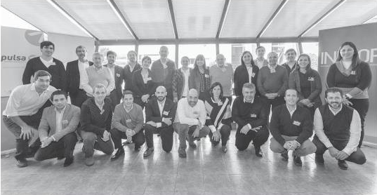 Crónicas: Se crea la Red de Mentores Industriales para acelerar emprendimientos y se profesionaliza su rol con apoyo de técnicos chilenos