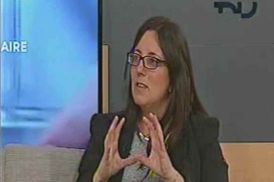 Cambiando el aire: Nota a la Ec. Carola Saavedra (Presentación de proyecto)