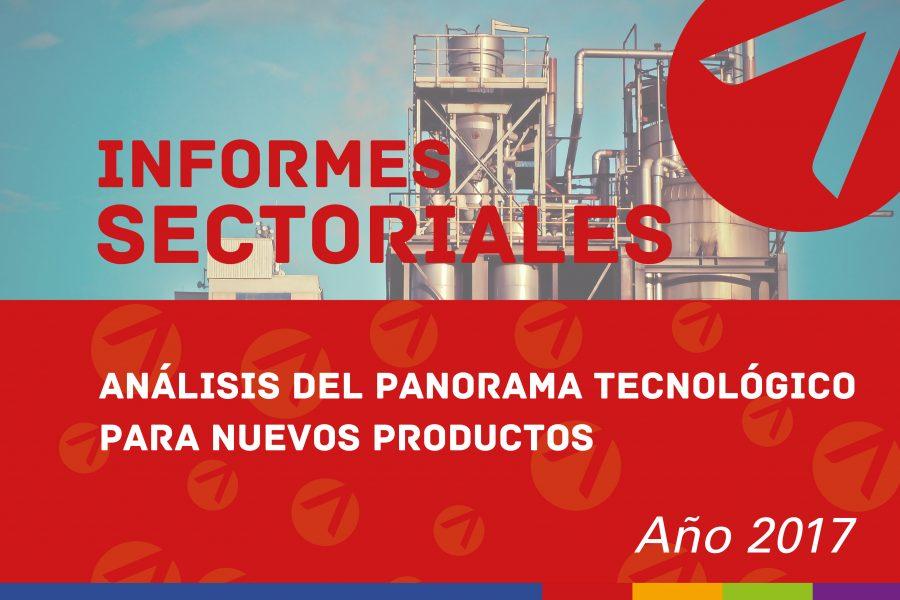 Análisis del panorama tecnológico para nuevos productos