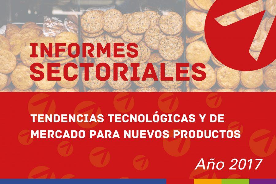 Tendencias tecnológicas y de mercado para nuevos productos