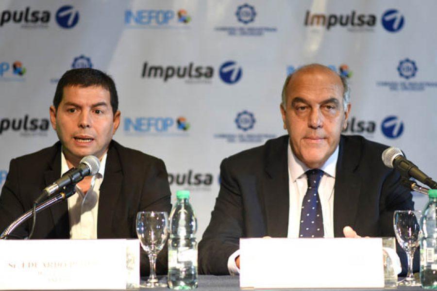 La Red 21: Cámara de Industria lanza proyecto de desarrollo para el sector, con apoyo de INEFOP