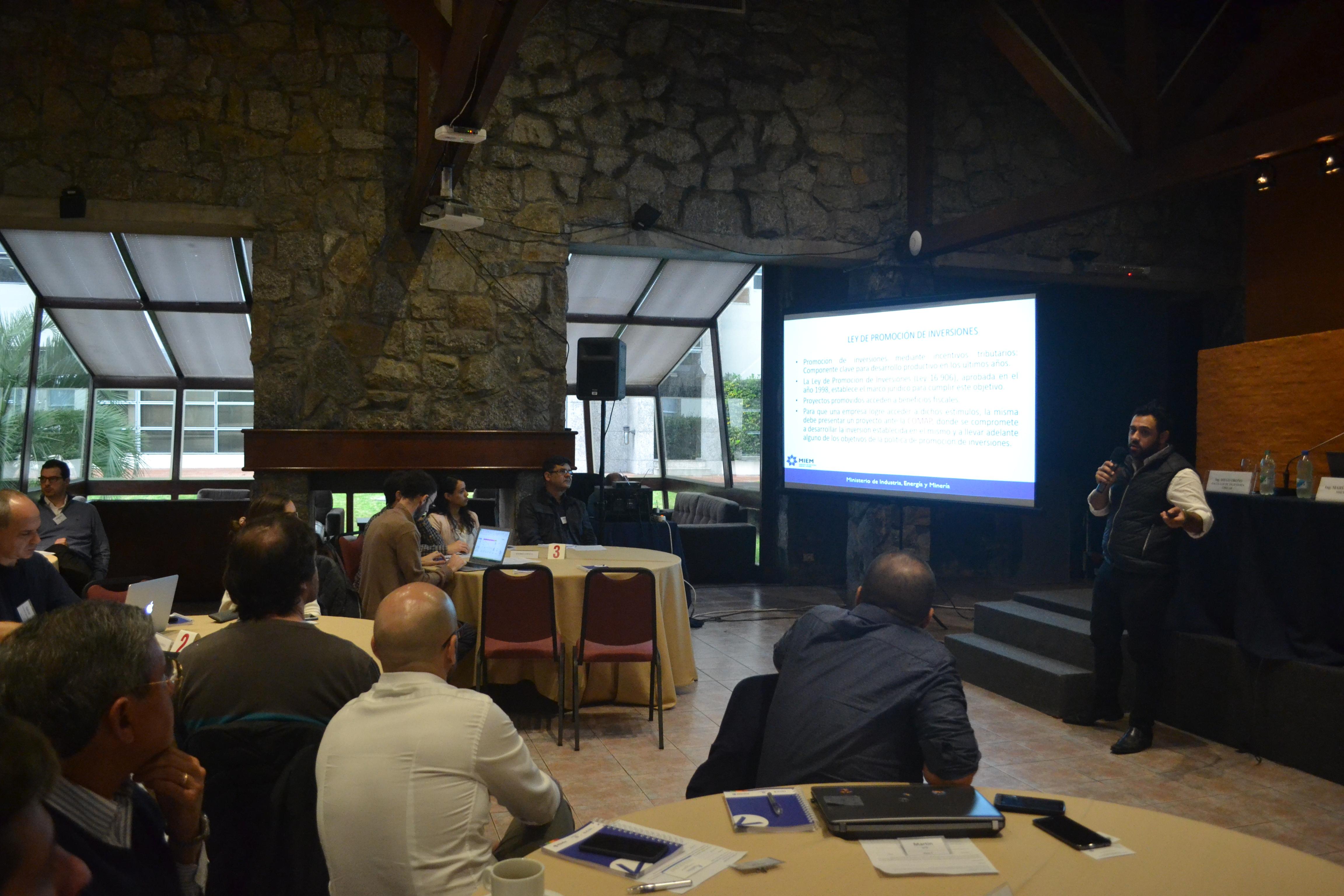 Seminario-Taller Energías Renovables: Capacidades I+D y oportunidades de negocios (29.08.19)