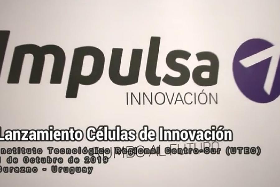 Lanzamiento Células de Innovación (Durazno-Uruguay)