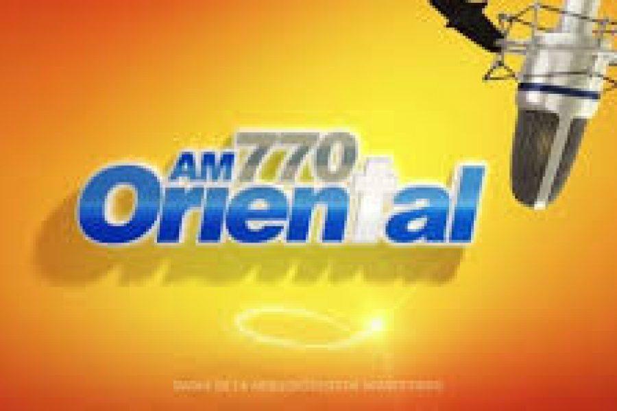 Radio Oriental: Entrevista proyecto Impulsa Industria