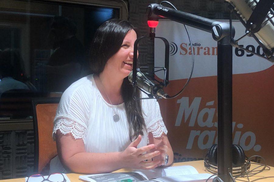 Radio Sarandí: Carola Saavedra en Viva la Tarde