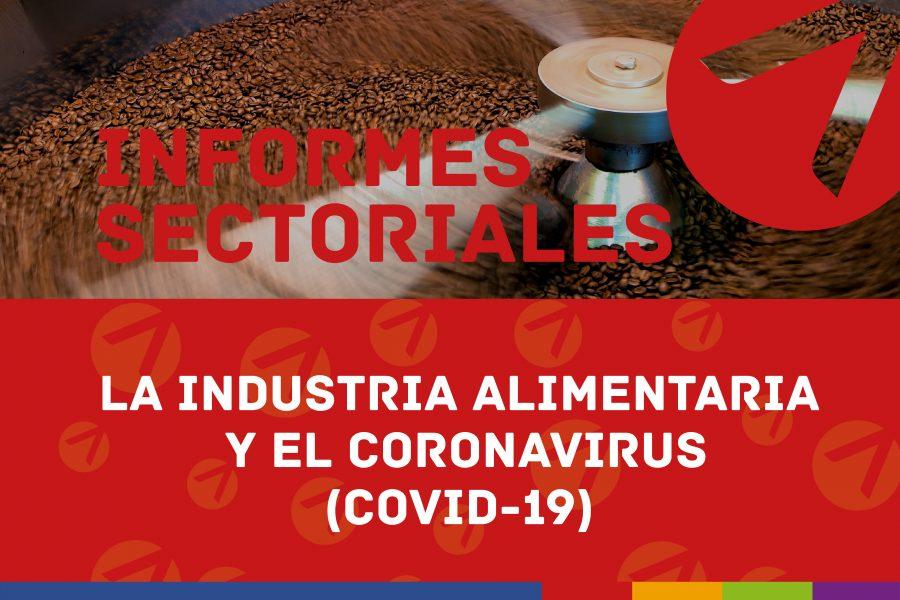 Información para la industria alimentaria – COVID-19