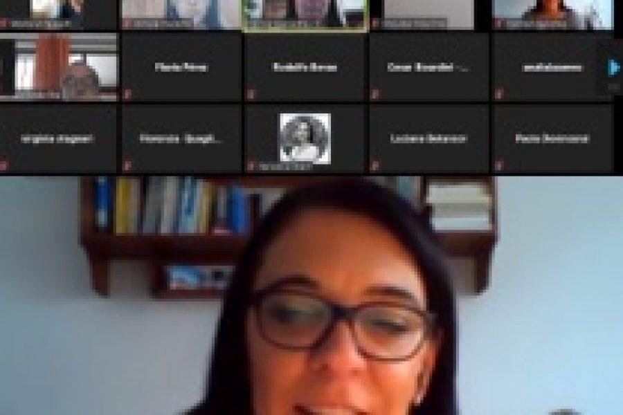 Impulsa Industria realizó su primer taller virtual en conjunto con ANDE