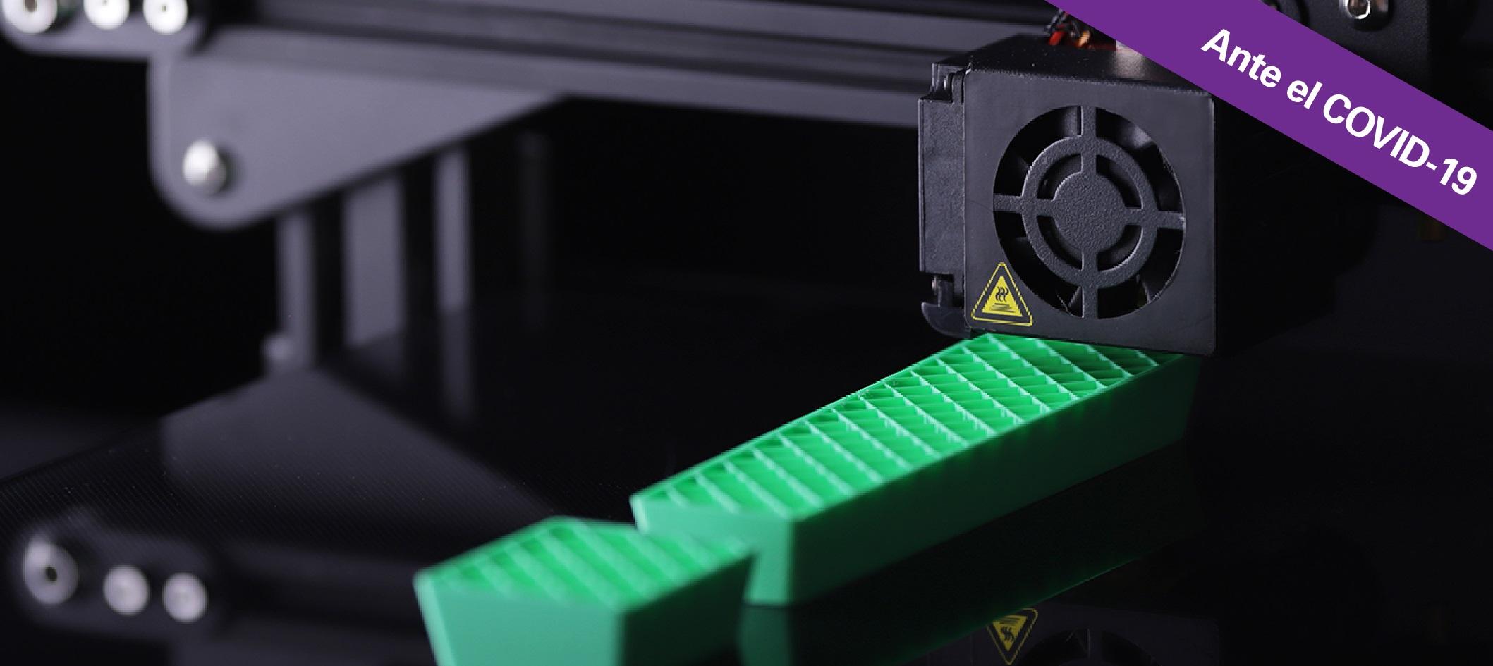 Taller Virtual: Impresión 3D y manufactura aditiva para la Industria