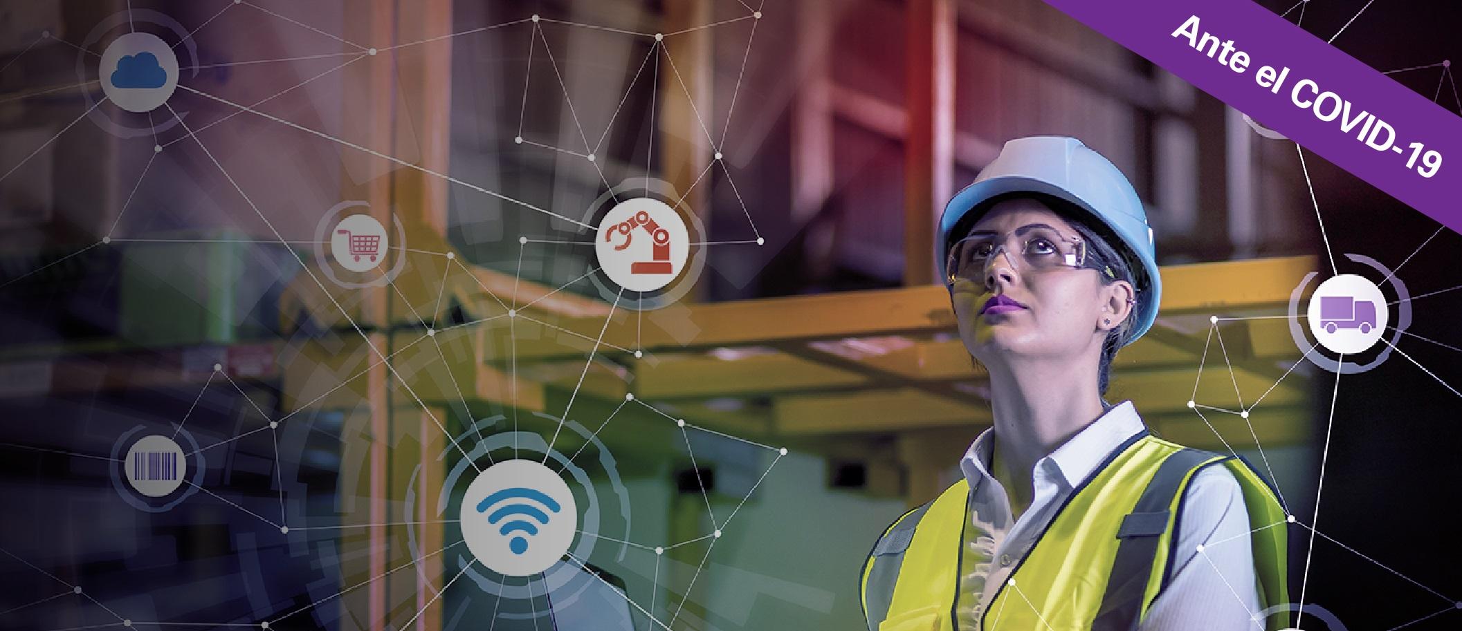 Taller Virtual: Internet industrial de las cosas y Big data