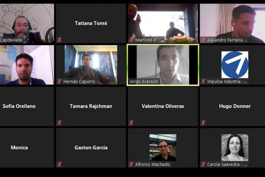 Primer taller virtual del año en Industria 4.0