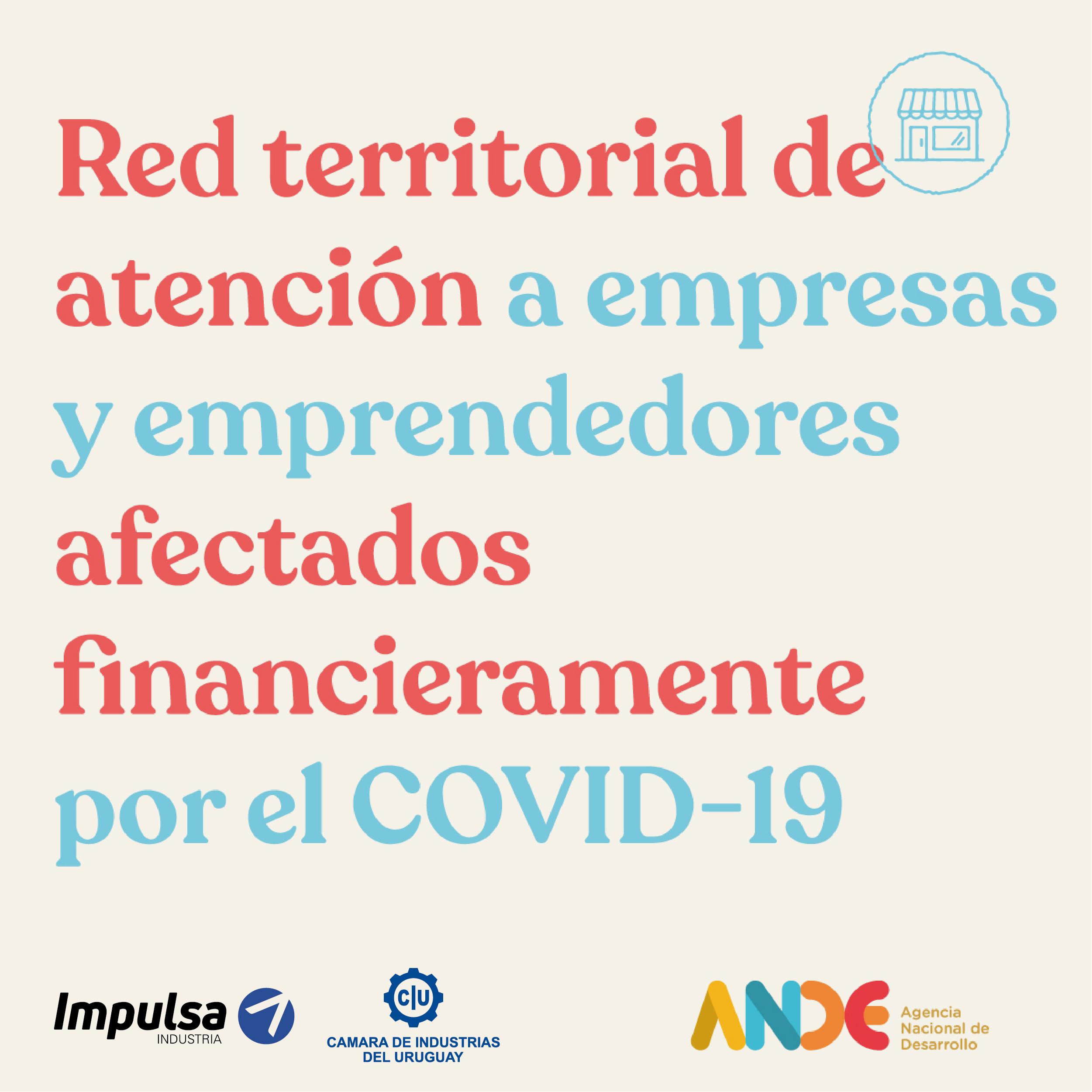 Red Territorial de Apoyo a Empresas y Emprendedores COVID-19