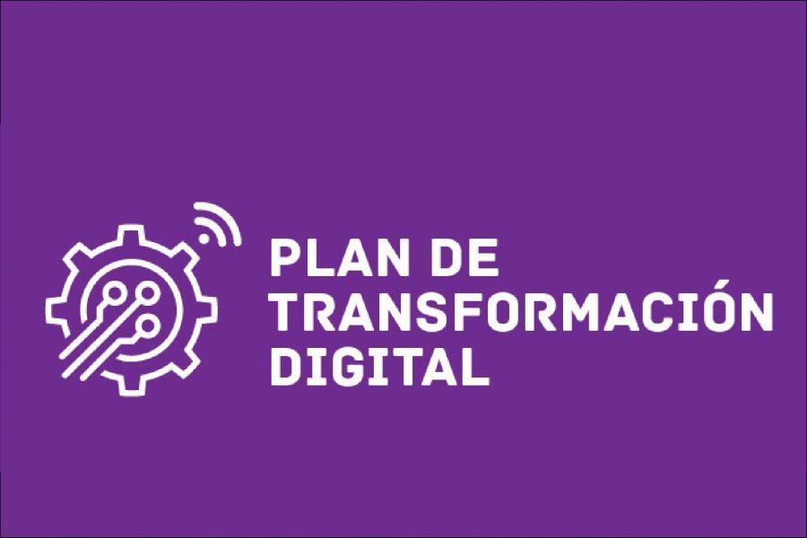 Convocatoria: Plan de Transformación Digital