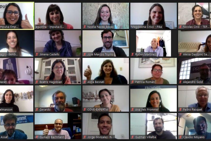 Crónicas: Connection Day 2020, se graduaron 24 emprendimientos industriales
