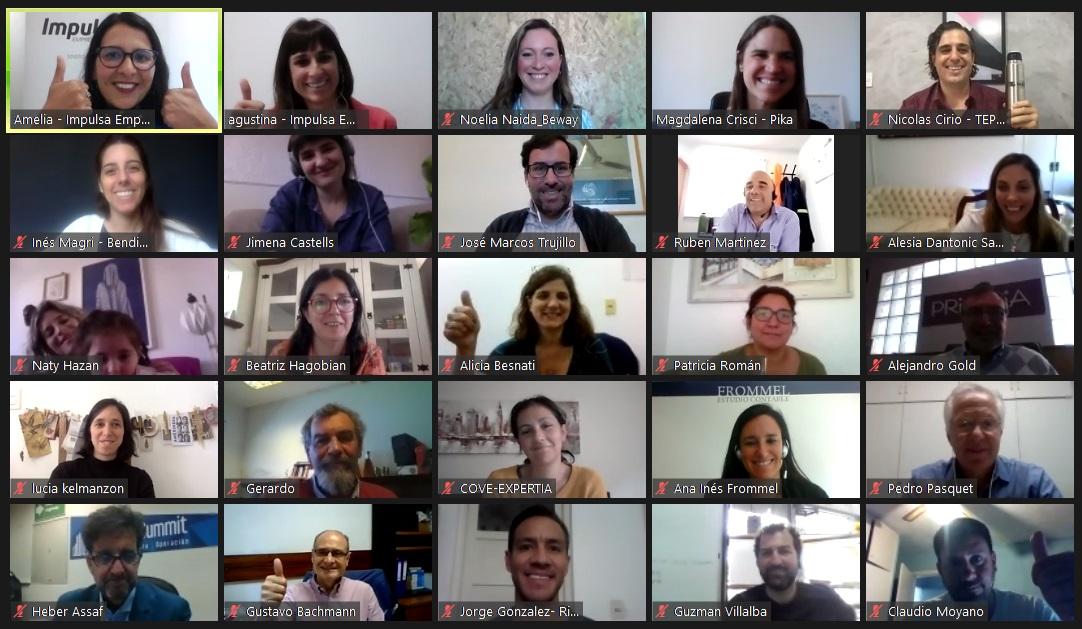 Connection Day 2020: se graduaron 24 emprendimientos