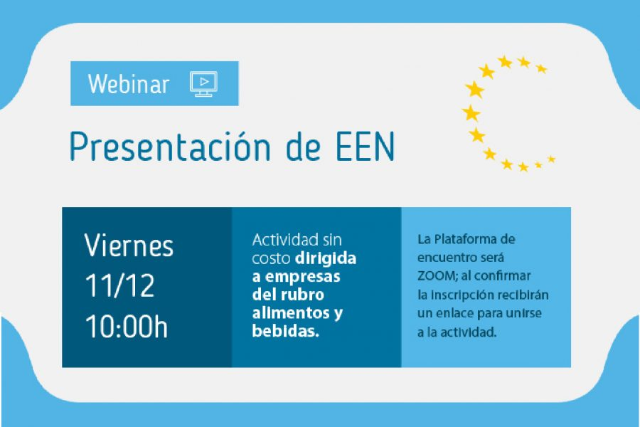 Webinar: Enterprise Europe Network