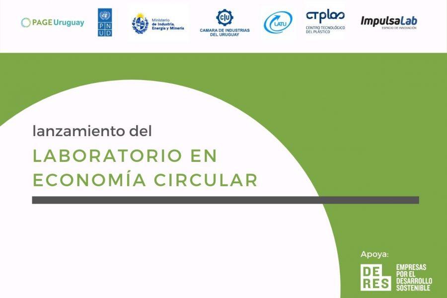Lanzamiento del Laboratorio en Economía Circular