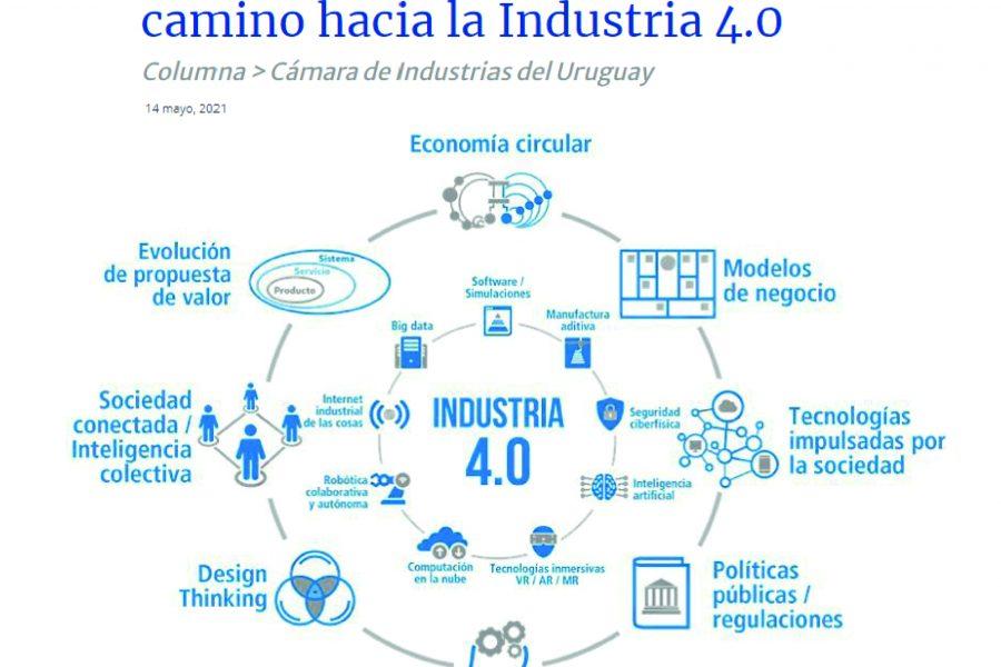 Crónicas: Empresas industriales inician su camino hacia la Industria 4.0