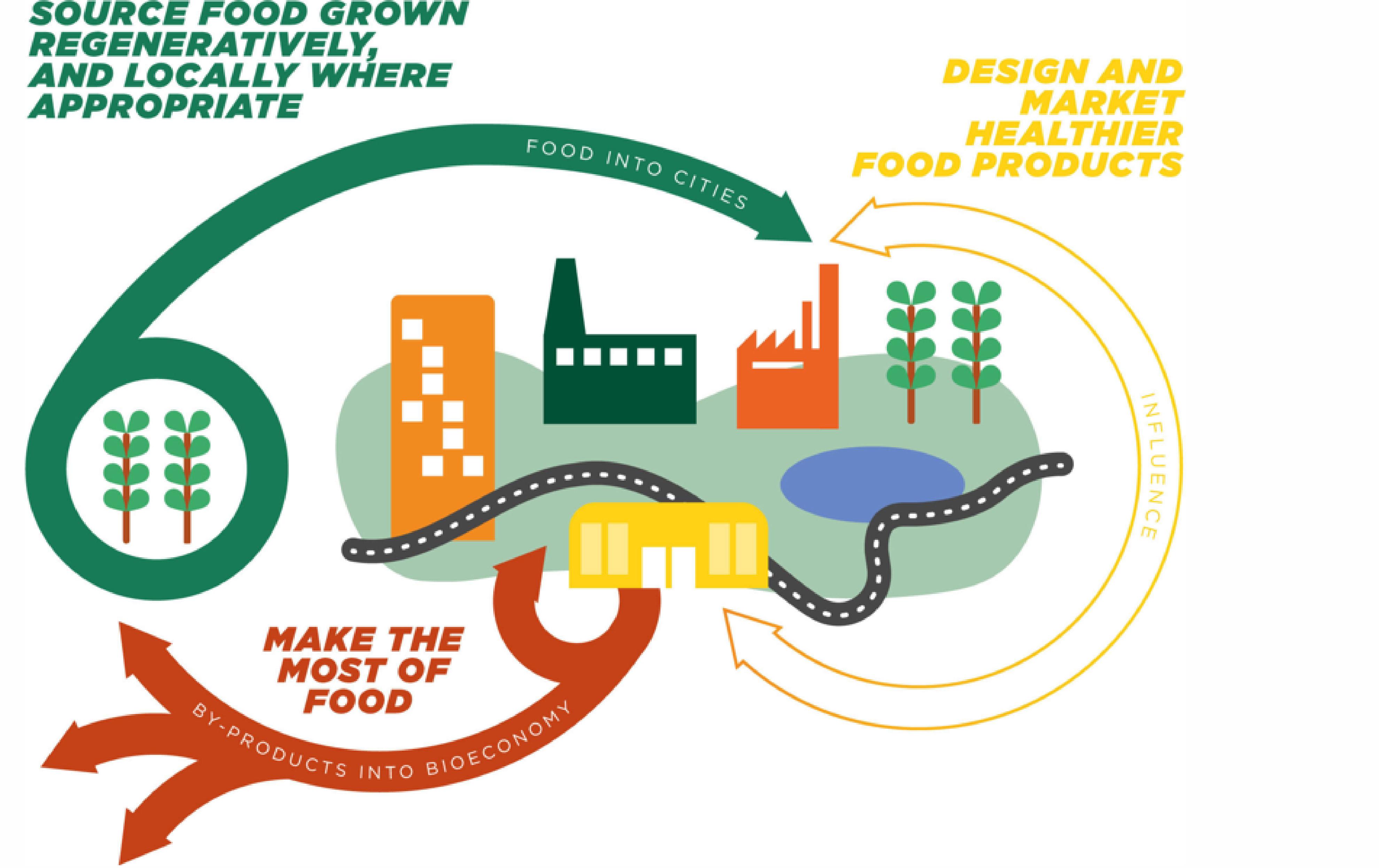 La Economía Circular en la industria alimentaria