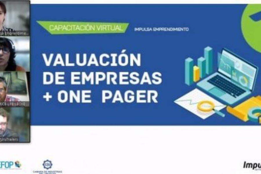 Tercera edición de Valuación de empresas + One Pager